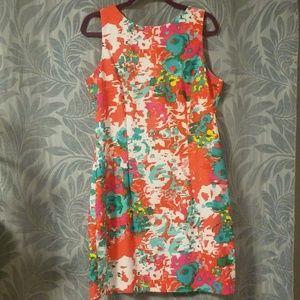ALYX Abstract Sheath Dress